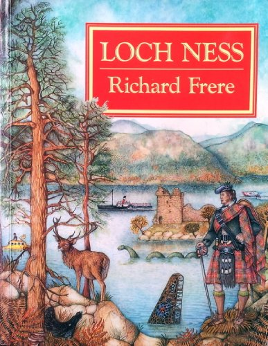 Loch Ness By Richard Frere