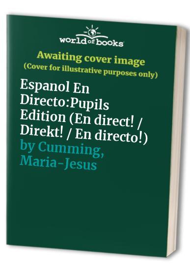 Espanol-en-directo By Maria-Jesus Cumming