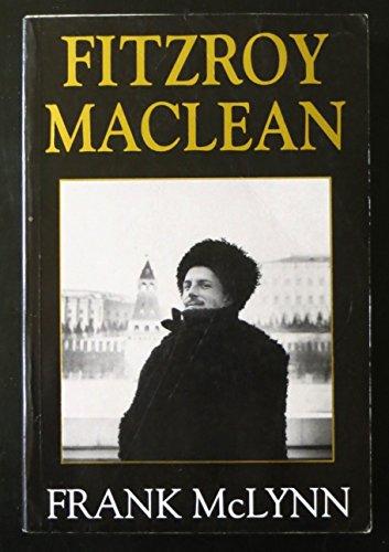 Fitzroy Maclean By F.J. McLynn
