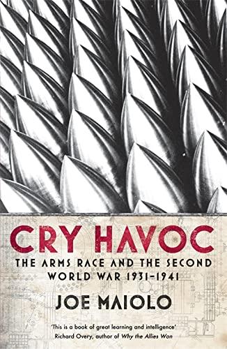 Cry Havoc By Joe Maiolo