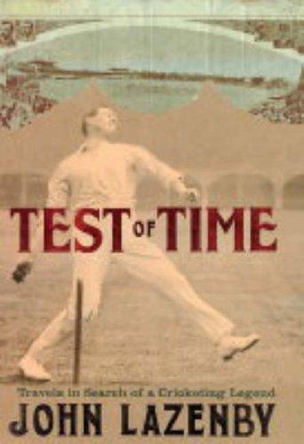 Test of Time By John Lazenby