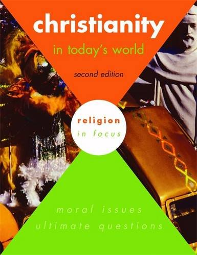 Christianity in Today's World: Student's Book by Janet Orchard