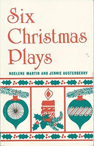 Six Christmas Plays By Noelene Martin