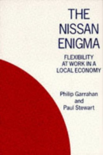 The Nissan Enigma By Philip Garrahan