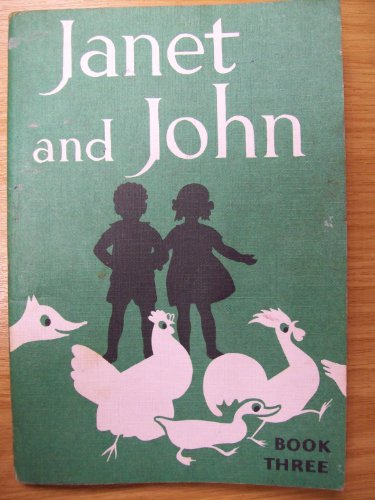 Janet and John Series: Basic Bks.Phonic S.: Janet and John, Bk.3 (Janet & John series) by Mabel O'Donnell