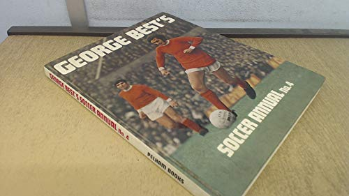 Soccer Annual: No. 4 by Best, George Hardback Book The Cheap Fast Free Post