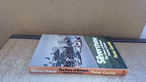 Silverstone By Peter Carrick