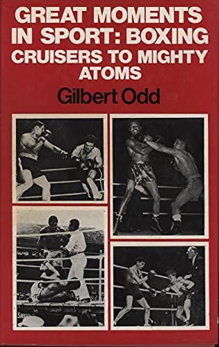 Boxing By Gilbert Odd