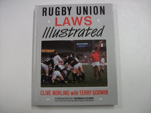 Rugby Union Laws Illustrated By Clive Norling