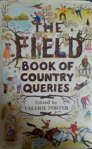Field Book Of Country Queries By Edited By Val Porter border=