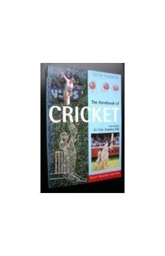 Handbook of Cricket By Keith Andrew