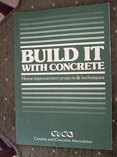 Build it with Concrete