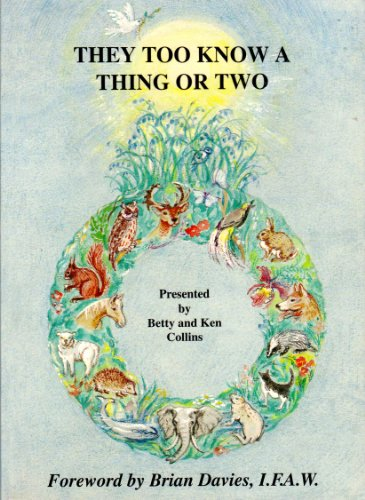 They Too Know a Thing or Two By Betty Collins