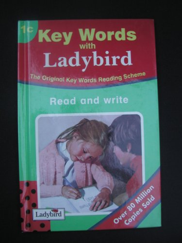 Key Words Reading Scheme: Series C, No.1 by Ladybird Books