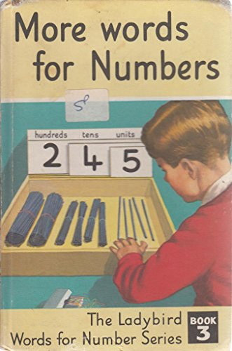 Words for Number By Joseph McNally