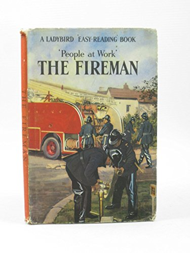 The Fireman (Easy Reading Books) By Vera Southgate