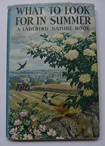 What to Look for in Summer By E.L.Grant Watson