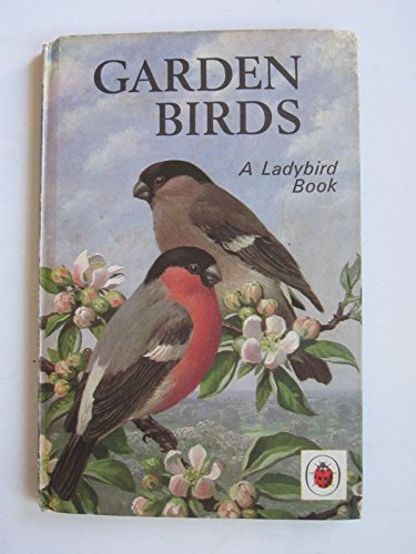 Garden Birds By John Leigh-Pemberton