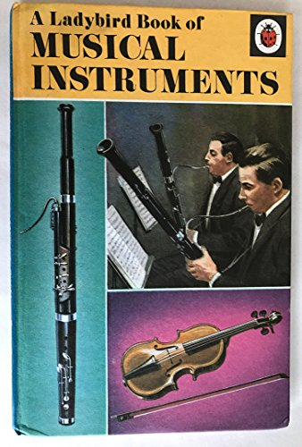 Musical Instruments By Ann Rees