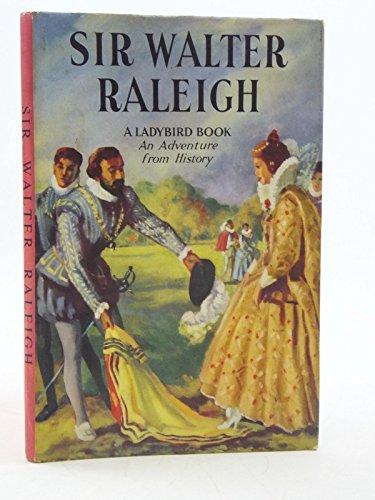 Sir Walter Raleigh By L.Du Garde Peach