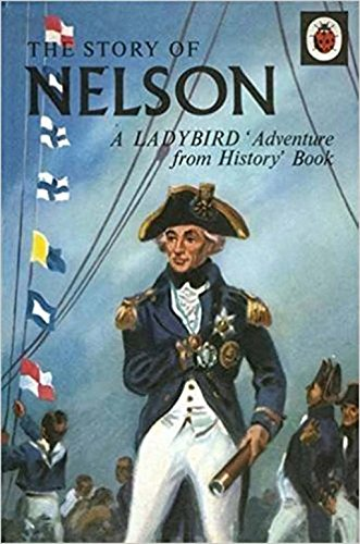 The Story of Nelson by Peach, L.Du Garde Hardback Book The Cheap Fast Free Post