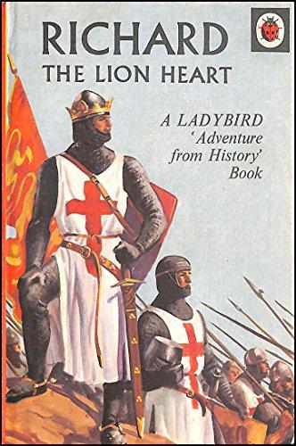 Richard the Lionheart By L.Du Garde Peach