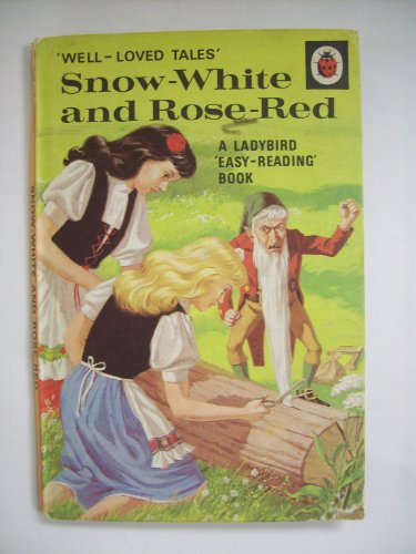 Snow White and Rose Red von Jacob Grimm