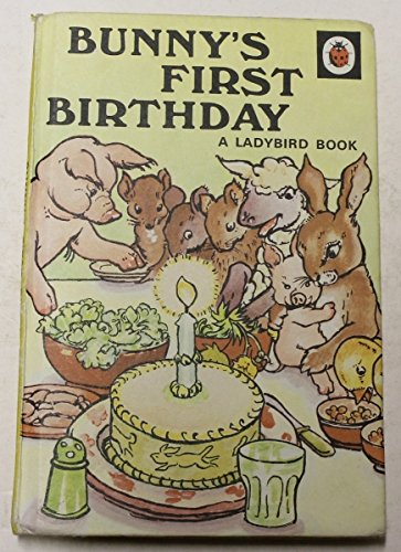 Bunny's First Birthday By A.J. Macgregor