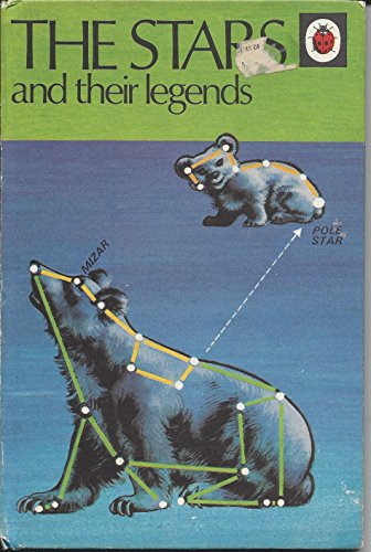 The Stars And Their Legends (Ladybird books) By Roy Worvill