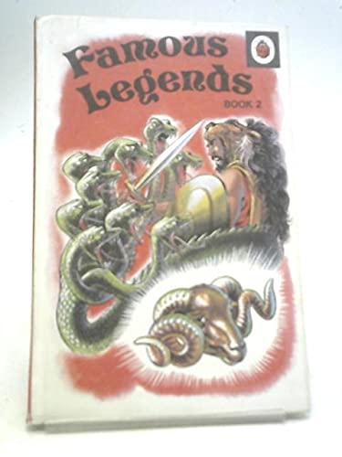 Famous Legends By J.D.M. Preshous