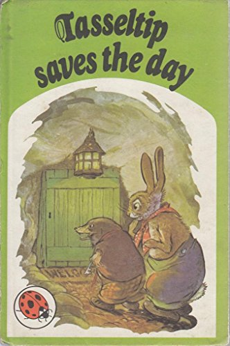 Tasseltip Saves the Day By Sarah Cotton