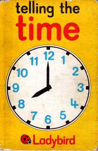 Telling the Time by Lynne Bradbury