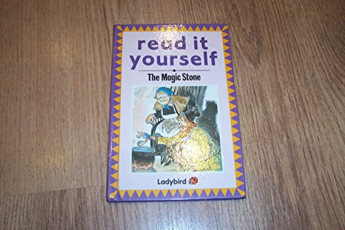 The Magic Stone (Read it Yourself - Level 2) By Fran Hunia