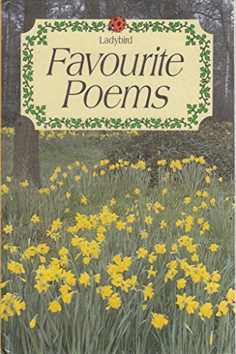 Favourite Poems By Edited by Audrey Daly