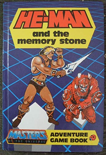 He-man and the Memory Stone By Roger Hurt