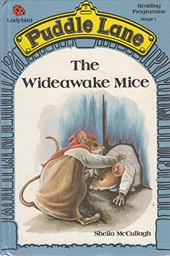 The Wideawake Mice by Sheila K. McCullagh