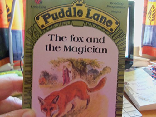 The Fox and the Magician By Sheila K. McCullagh
