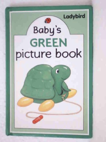 Baby's Green Picture Book By Ladybird Books