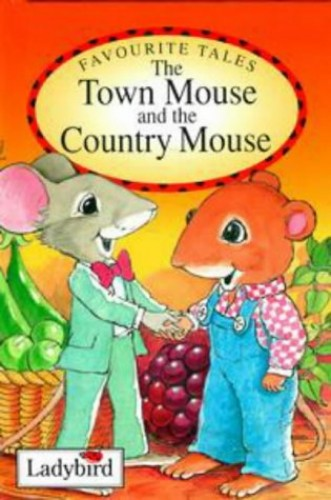 Town Mouse And Country Mouse By Unknown