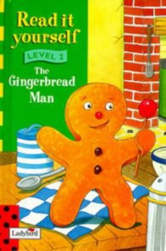Gingerbread Man By Stephen Holmes