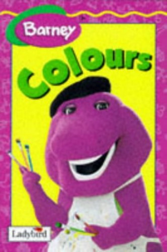 Barney's Book of Colours By Photographs by Dennis Full