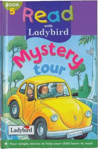 Mystery Tour By Shirley Jackson