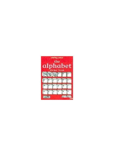 Alphabet By Lesley Clark