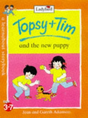 Topsy And Tim And a New Puppy By Jean Adamson