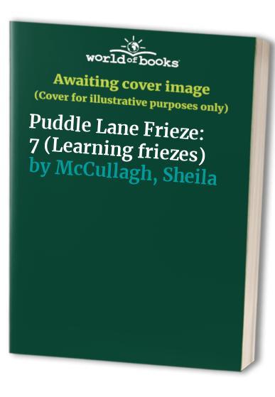 Puddle Lane Fun Frieze von Sheila McCullagh