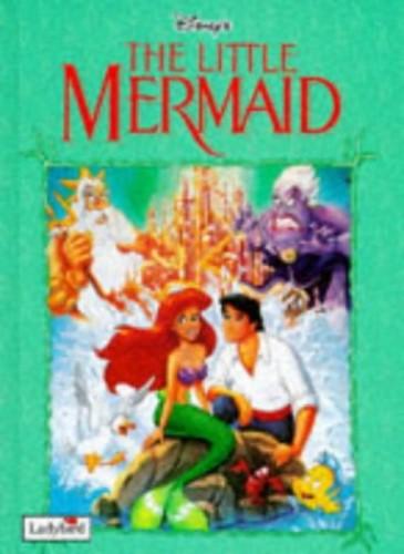 The-Little-Mermaid-Disney-Classic-Films-S-by-Andersen-Hans-Christian-Book