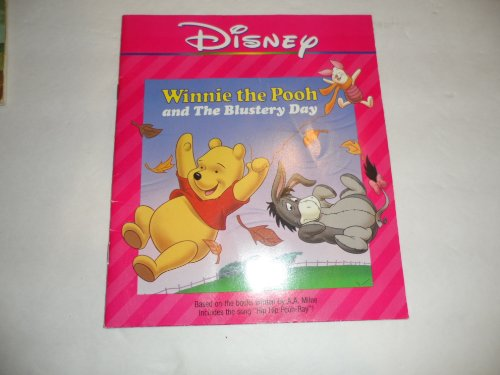 Winnie the Pooh and the Blustery Day By Volume editor Walt Disney