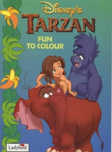 Tarzan By Walt Disney Productions