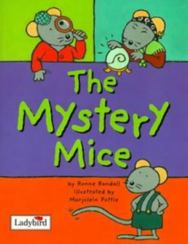 Mystery Mice By Ronne Randall