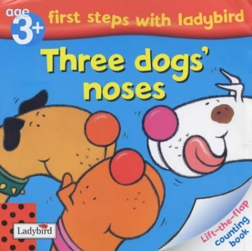 3 Dogs Noses By Caroline Rashleigh